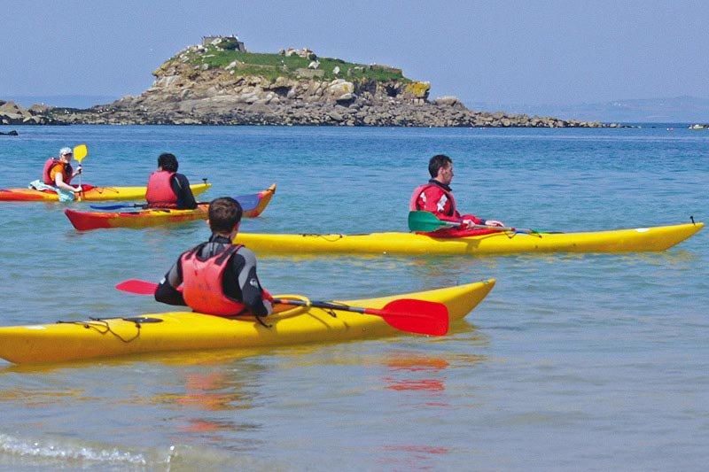Balade Gourmande Kayak