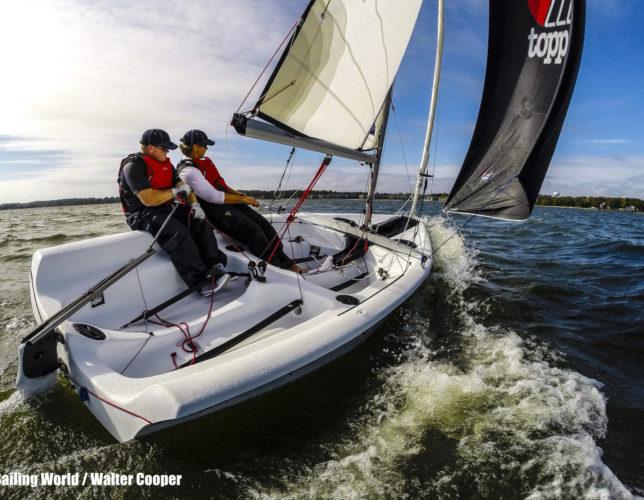 J – 10 >>> Nouveau bateau au CNPVA !