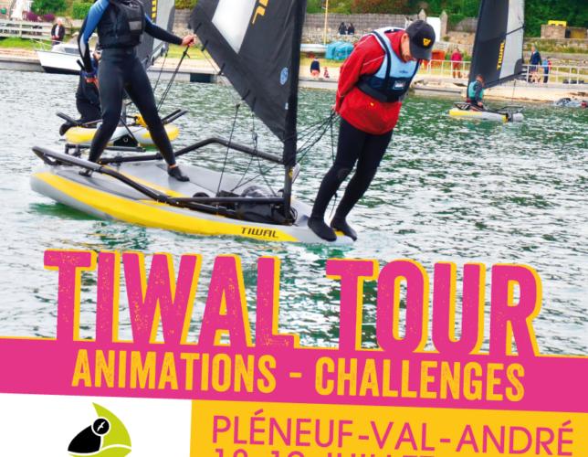 TIWAL TOUR – C'est gonflé !
